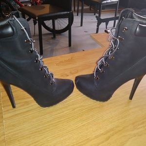 Just fab heels size 10